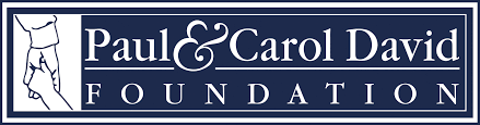 Paul and Carol David Foundation logo